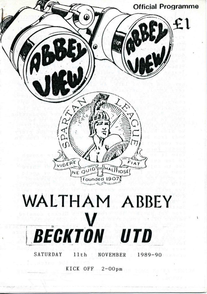 Beckton United Home
