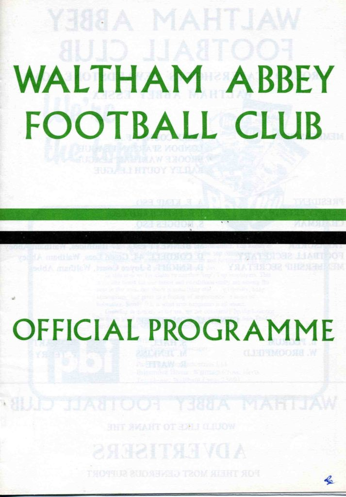 Home Covers 1982-83